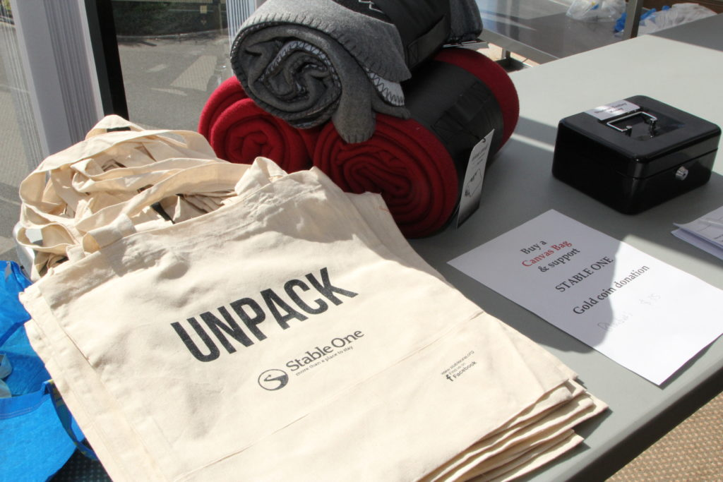 Unpack - Stable One Blankets